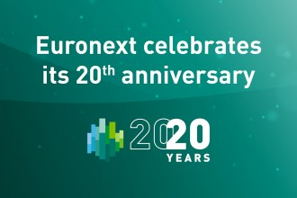 20 years of Euronext