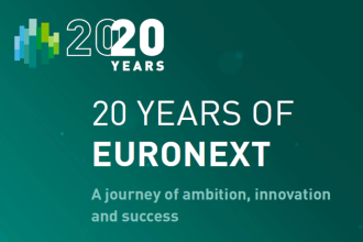 Euronext 20th anniversary